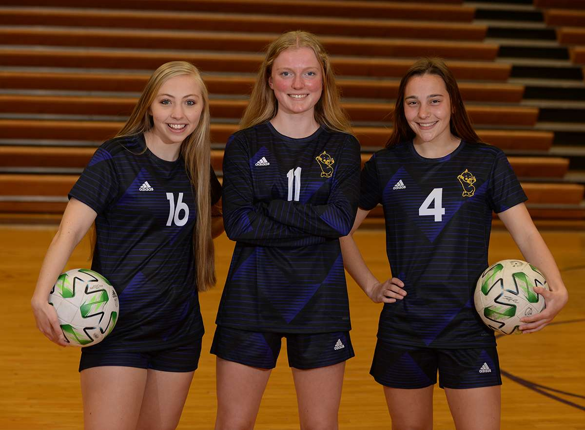 Girls Soccer Team Photo